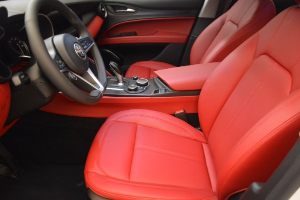 New 2018 Alfa Romeo Stelvio Ti Q4 for sale Sold at Rolls-Royce Motor Cars Greenwich in Greenwich CT 06830 14