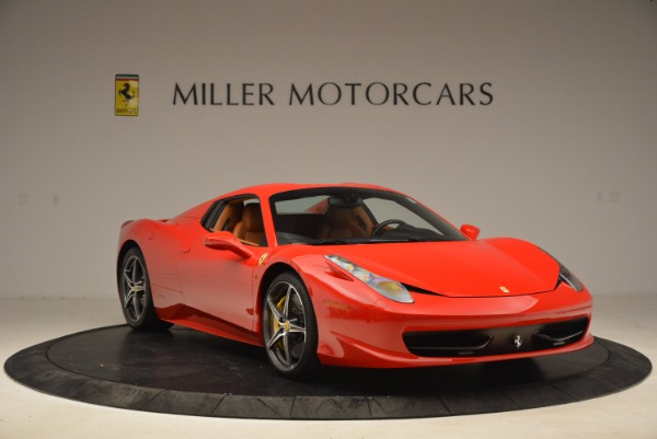Used 2013 Ferrari 458 Spider for sale Sold at Rolls-Royce Motor Cars Greenwich in Greenwich CT 06830 23