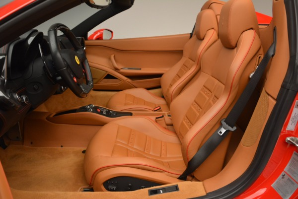 Used 2013 Ferrari 458 Spider for sale Sold at Rolls-Royce Motor Cars Greenwich in Greenwich CT 06830 26