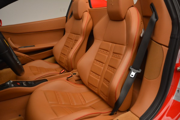 Used 2013 Ferrari 458 Spider for sale Sold at Rolls-Royce Motor Cars Greenwich in Greenwich CT 06830 27