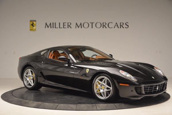 Used 2008 Ferrari 599 GTB Fiorano for sale Sold at Rolls-Royce Motor Cars Greenwich in Greenwich CT 06830 10