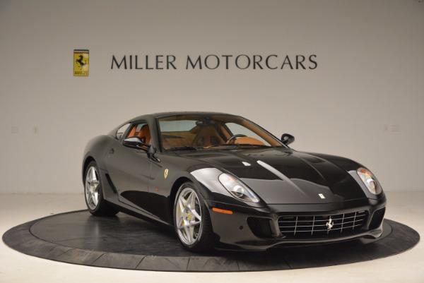 Used 2008 Ferrari 599 GTB Fiorano for sale Sold at Rolls-Royce Motor Cars Greenwich in Greenwich CT 06830 11