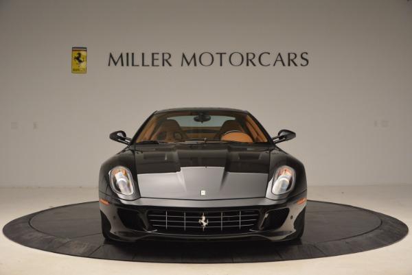 Used 2008 Ferrari 599 GTB Fiorano for sale Sold at Rolls-Royce Motor Cars Greenwich in Greenwich CT 06830 12