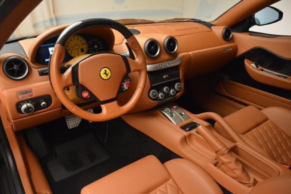 Used 2008 Ferrari 599 GTB Fiorano for sale Sold at Rolls-Royce Motor Cars Greenwich in Greenwich CT 06830 13