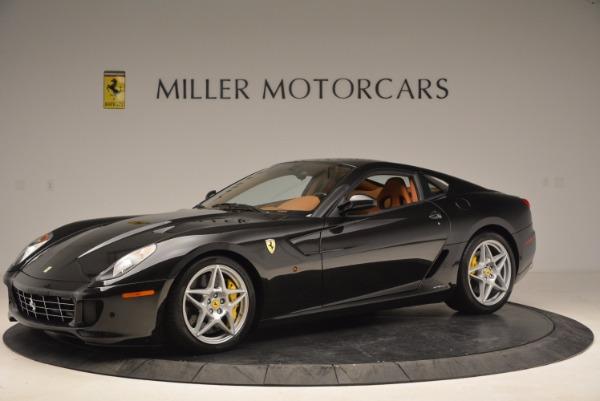 Used 2008 Ferrari 599 GTB Fiorano for sale Sold at Rolls-Royce Motor Cars Greenwich in Greenwich CT 06830 2