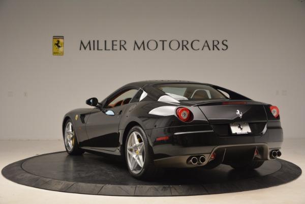 Used 2008 Ferrari 599 GTB Fiorano for sale Sold at Rolls-Royce Motor Cars Greenwich in Greenwich CT 06830 5