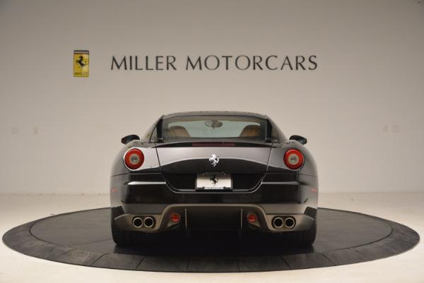 Used 2008 Ferrari 599 GTB Fiorano for sale Sold at Rolls-Royce Motor Cars Greenwich in Greenwich CT 06830 6