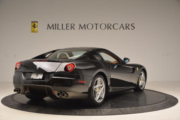 Used 2008 Ferrari 599 GTB Fiorano for sale Sold at Rolls-Royce Motor Cars Greenwich in Greenwich CT 06830 7