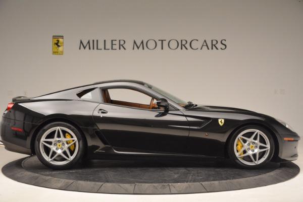 Used 2008 Ferrari 599 GTB Fiorano for sale Sold at Rolls-Royce Motor Cars Greenwich in Greenwich CT 06830 9