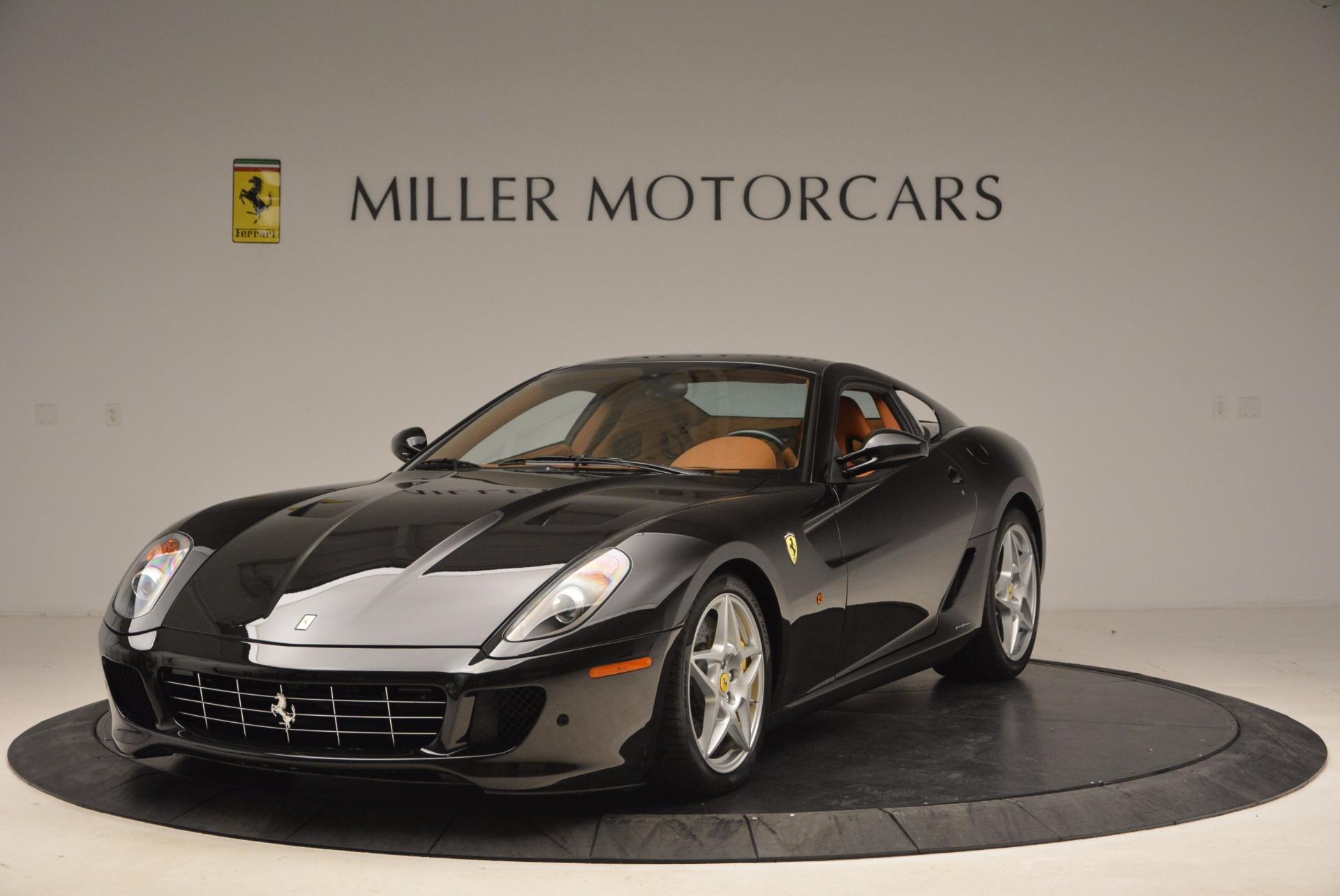 Used 2008 Ferrari 599 GTB Fiorano for sale Sold at Rolls-Royce Motor Cars Greenwich in Greenwich CT 06830 1