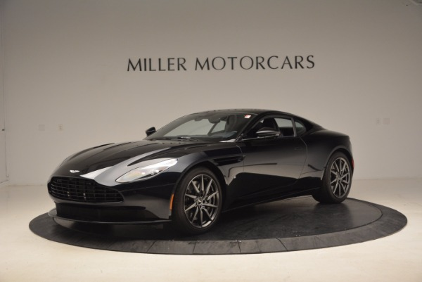 Used 2017 Aston Martin DB11 for sale Sold at Rolls-Royce Motor Cars Greenwich in Greenwich CT 06830 2
