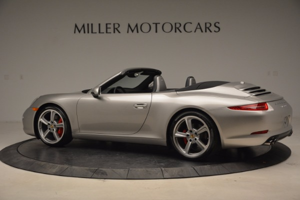 Used 2012 Porsche 911 Carrera S for sale Sold at Rolls-Royce Motor Cars Greenwich in Greenwich CT 06830 10
