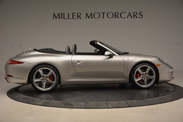 Used 2012 Porsche 911 Carrera S for sale Sold at Rolls-Royce Motor Cars Greenwich in Greenwich CT 06830 11