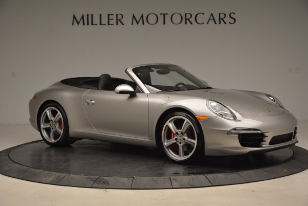 Used 2012 Porsche 911 Carrera S for sale Sold at Rolls-Royce Motor Cars Greenwich in Greenwich CT 06830 12
