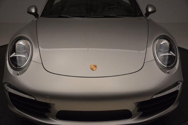 Used 2012 Porsche 911 Carrera S for sale Sold at Rolls-Royce Motor Cars Greenwich in Greenwich CT 06830 13