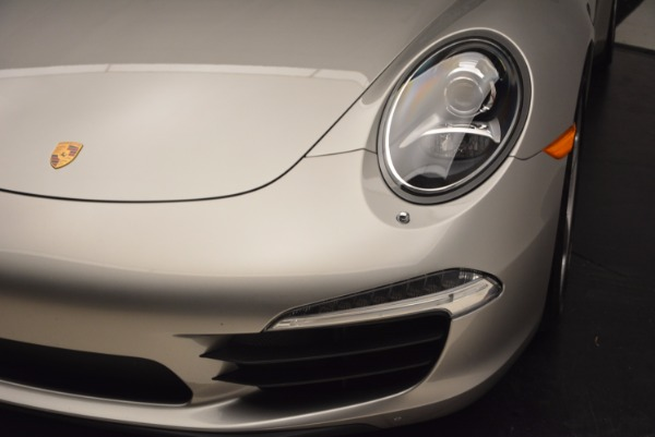 Used 2012 Porsche 911 Carrera S for sale Sold at Rolls-Royce Motor Cars Greenwich in Greenwich CT 06830 15