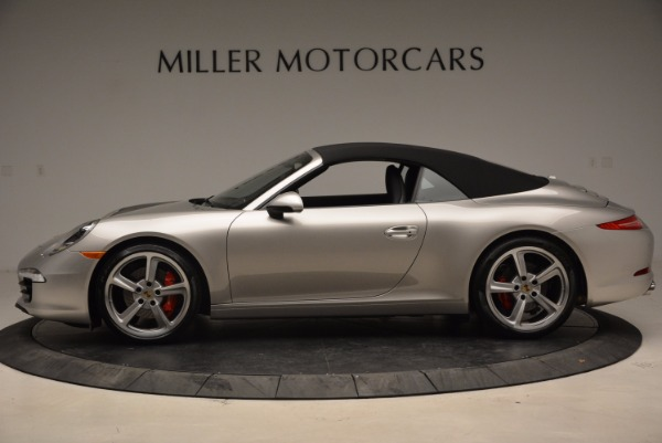 Used 2012 Porsche 911 Carrera S for sale Sold at Rolls-Royce Motor Cars Greenwich in Greenwich CT 06830 2