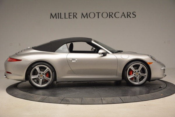 Used 2012 Porsche 911 Carrera S for sale Sold at Rolls-Royce Motor Cars Greenwich in Greenwich CT 06830 4