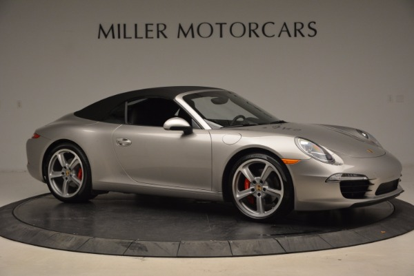 Used 2012 Porsche 911 Carrera S for sale Sold at Rolls-Royce Motor Cars Greenwich in Greenwich CT 06830 5