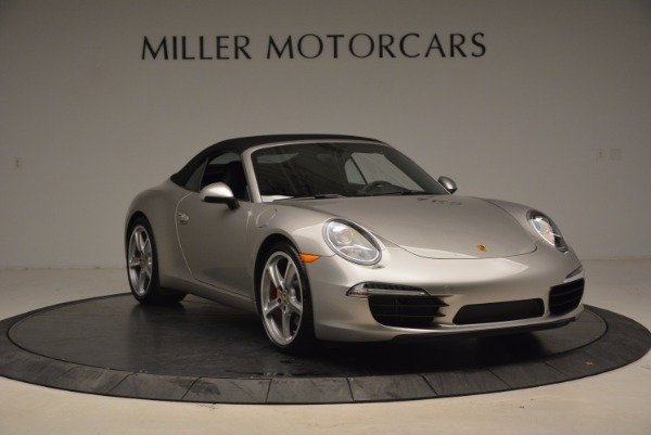 Used 2012 Porsche 911 Carrera S for sale Sold at Rolls-Royce Motor Cars Greenwich in Greenwich CT 06830 6