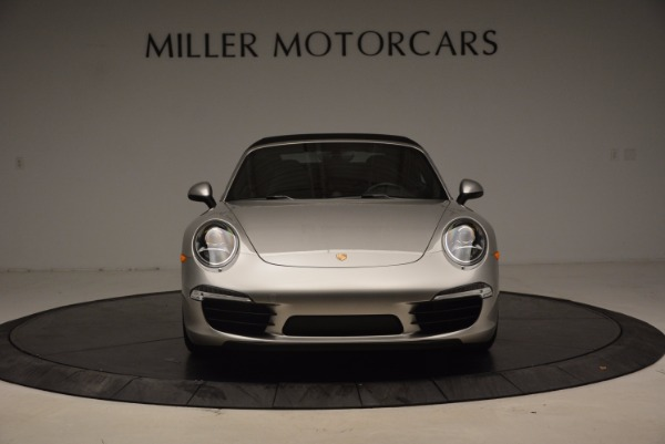 Used 2012 Porsche 911 Carrera S for sale Sold at Rolls-Royce Motor Cars Greenwich in Greenwich CT 06830 7