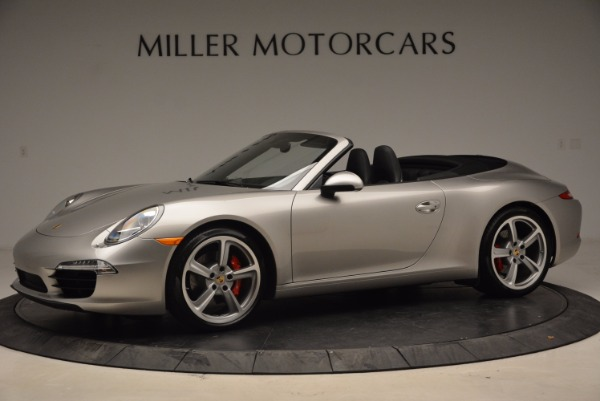 Used 2012 Porsche 911 Carrera S for sale Sold at Rolls-Royce Motor Cars Greenwich in Greenwich CT 06830 8