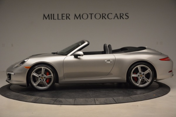Used 2012 Porsche 911 Carrera S for sale Sold at Rolls-Royce Motor Cars Greenwich in Greenwich CT 06830 9