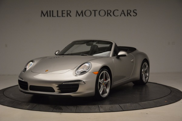 Used 2012 Porsche 911 Carrera S for sale Sold at Rolls-Royce Motor Cars Greenwich in Greenwich CT 06830 1