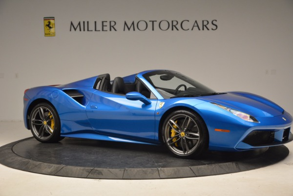 Used 2017 Ferrari 488 Spider for sale Sold at Rolls-Royce Motor Cars Greenwich in Greenwich CT 06830 10