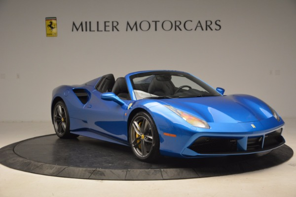 Used 2017 Ferrari 488 Spider for sale Sold at Rolls-Royce Motor Cars Greenwich in Greenwich CT 06830 11