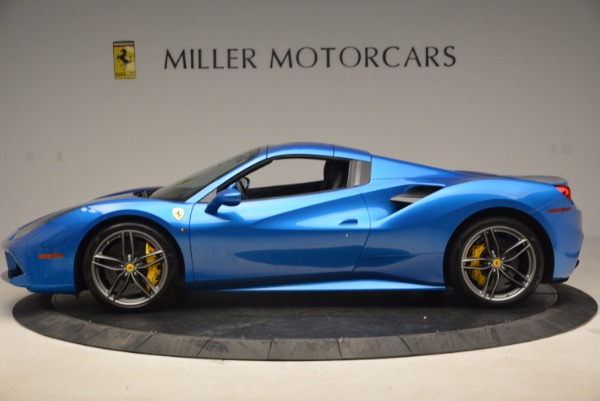 Used 2017 Ferrari 488 Spider for sale Sold at Rolls-Royce Motor Cars Greenwich in Greenwich CT 06830 14