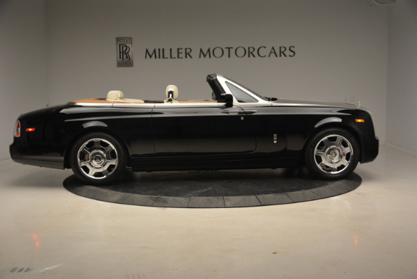 Used 2009 Rolls-Royce Phantom Drophead Coupe for sale Sold at Rolls-Royce Motor Cars Greenwich in Greenwich CT 06830 10