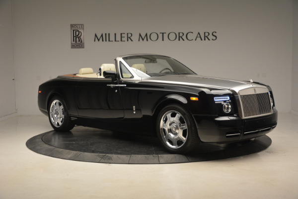 Used 2009 Rolls-Royce Phantom Drophead Coupe for sale Sold at Rolls-Royce Motor Cars Greenwich in Greenwich CT 06830 12