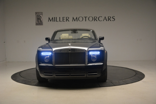 Used 2009 Rolls-Royce Phantom Drophead Coupe for sale Sold at Rolls-Royce Motor Cars Greenwich in Greenwich CT 06830 13