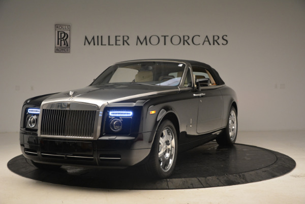Used 2009 Rolls-Royce Phantom Drophead Coupe for sale Sold at Rolls-Royce Motor Cars Greenwich in Greenwich CT 06830 14