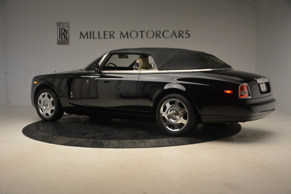 Used 2009 Rolls-Royce Phantom Drophead Coupe for sale Sold at Rolls-Royce Motor Cars Greenwich in Greenwich CT 06830 16
