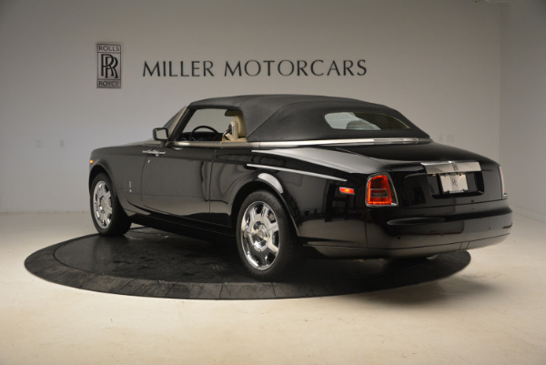 Used 2009 Rolls-Royce Phantom Drophead Coupe for sale Sold at Rolls-Royce Motor Cars Greenwich in Greenwich CT 06830 17