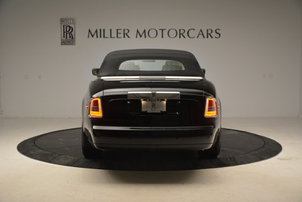 Used 2009 Rolls-Royce Phantom Drophead Coupe for sale Sold at Rolls-Royce Motor Cars Greenwich in Greenwich CT 06830 18