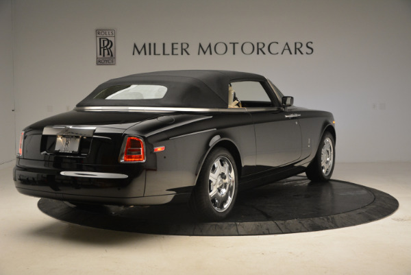 Used 2009 Rolls-Royce Phantom Drophead Coupe for sale Sold at Rolls-Royce Motor Cars Greenwich in Greenwich CT 06830 19