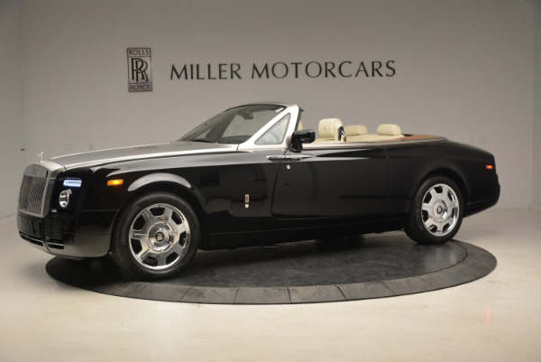 Used 2009 Rolls-Royce Phantom Drophead Coupe for sale Sold at Rolls-Royce Motor Cars Greenwich in Greenwich CT 06830 2
