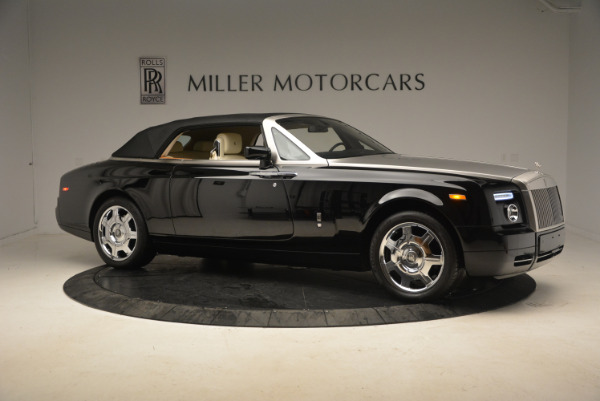 Used 2009 Rolls-Royce Phantom Drophead Coupe for sale Sold at Rolls-Royce Motor Cars Greenwich in Greenwich CT 06830 22