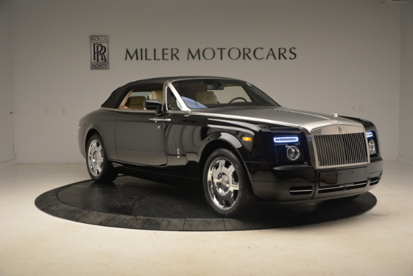 Used 2009 Rolls-Royce Phantom Drophead Coupe for sale Sold at Rolls-Royce Motor Cars Greenwich in Greenwich CT 06830 23