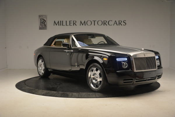 Used 2009 Rolls-Royce Phantom Drophead Coupe for sale Sold at Rolls-Royce Motor Cars Greenwich in Greenwich CT 06830 24