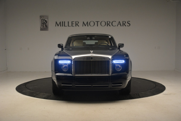 Used 2009 Rolls-Royce Phantom Drophead Coupe for sale Sold at Rolls-Royce Motor Cars Greenwich in Greenwich CT 06830 25