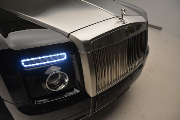 Used 2009 Rolls-Royce Phantom Drophead Coupe for sale Sold at Rolls-Royce Motor Cars Greenwich in Greenwich CT 06830 26