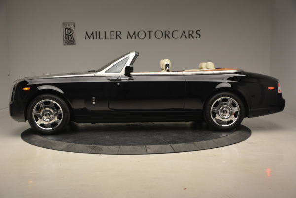 Used 2009 Rolls-Royce Phantom Drophead Coupe for sale Sold at Rolls-Royce Motor Cars Greenwich in Greenwich CT 06830 3
