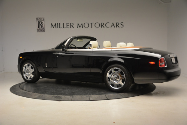 Used 2009 Rolls-Royce Phantom Drophead Coupe for sale Sold at Rolls-Royce Motor Cars Greenwich in Greenwich CT 06830 4