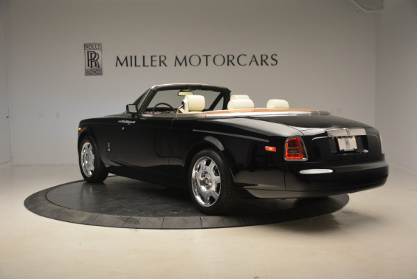 Used 2009 Rolls-Royce Phantom Drophead Coupe for sale Sold at Rolls-Royce Motor Cars Greenwich in Greenwich CT 06830 5