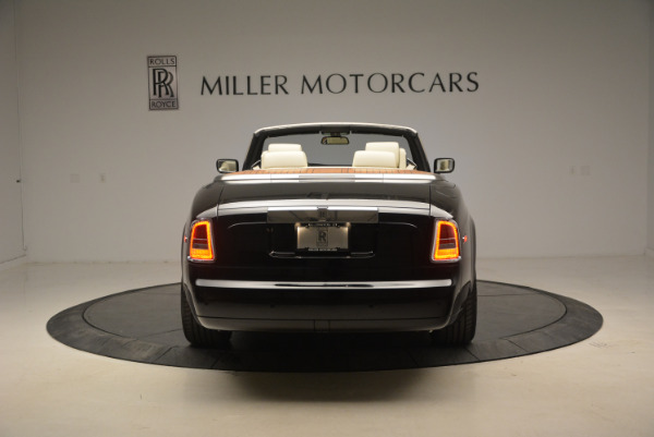 Used 2009 Rolls-Royce Phantom Drophead Coupe for sale Sold at Rolls-Royce Motor Cars Greenwich in Greenwich CT 06830 6