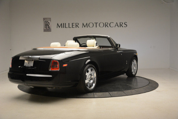 Used 2009 Rolls-Royce Phantom Drophead Coupe for sale Sold at Rolls-Royce Motor Cars Greenwich in Greenwich CT 06830 8